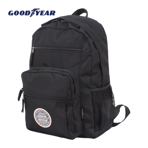Schoolbackpack goodyear with laptopcompartment