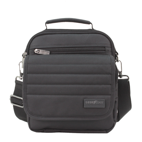 GoodYear shoulder bag with carry handle