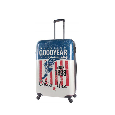 Goodyear Wingfoot Hard case Trolley L