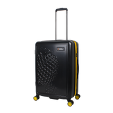 Nat Geo hard luggage with 4 wheels