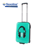 printed handluggage for teenagers Saxoline | Hk