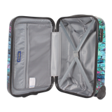 hard cabin case with Headphones print of Saxoline | Hk