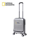 Hard trolley case with laptopcompartment