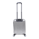 Hard handluggage with laptopcompartment
