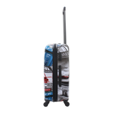 Hard luggage medium size Saxoline