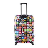 the one and only printed luggage | Saxoline Iconic Hong Kong