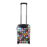 printed carry-on Saxoline | luggageandbagsstore.com in HK