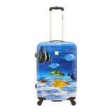 Saxoline on board trolley / luggageandbagsstore
