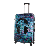 great wonderful printed luggage Saxoline | Hk
