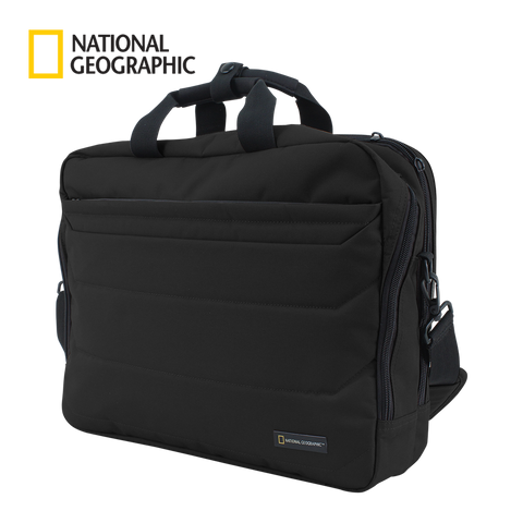 laptop briefcase National Geographic
