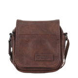 Tan imitation leather shoulderbag National geographic