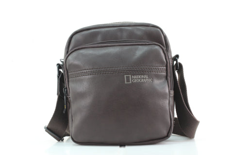 PU leather National Geographic shoulder bag online in HK