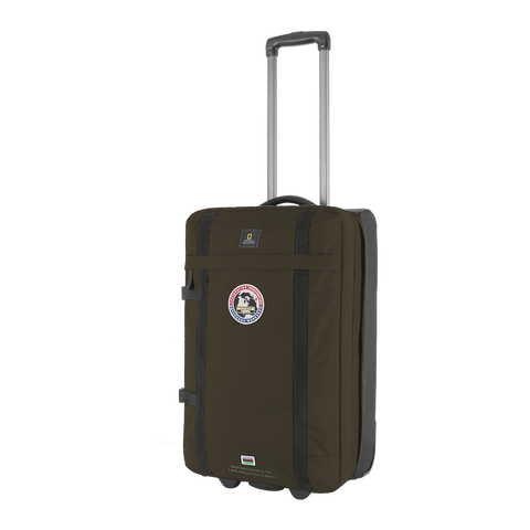 National Geographic Soft Trolleycase in Polyester