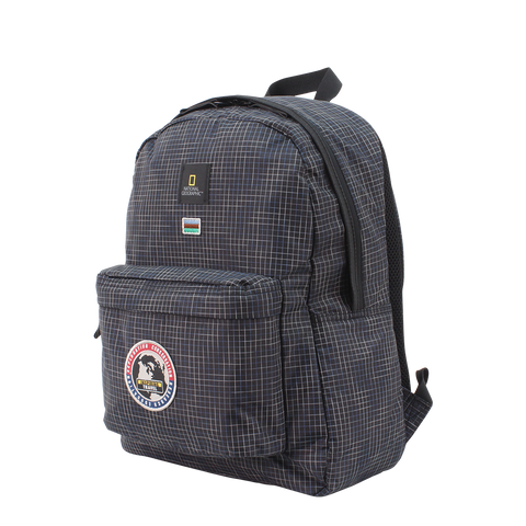 National Geographic printed backpack