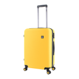Only National Geographic can do such yellow luggage