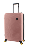 Pink National Geographic hard suitcase