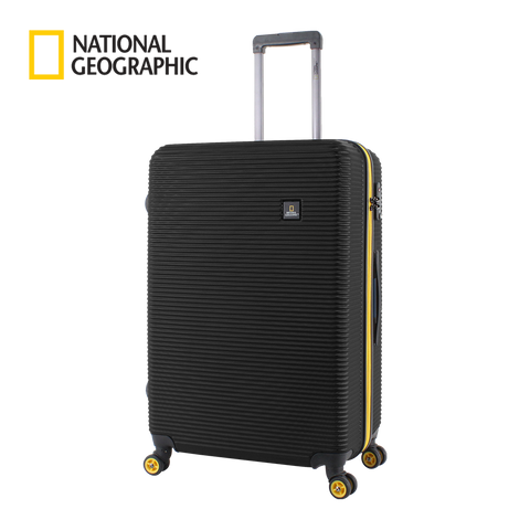National Geographic abroad hard luggage