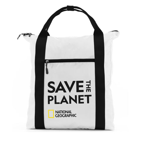 National Geographic safe the planet shopper