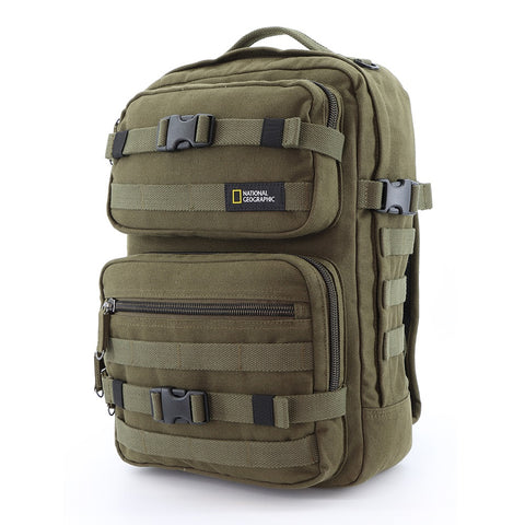 National Geographic outdoor backpack RPET
