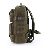 Nat Geo outdoor rucksack made of RPET
