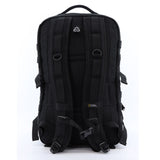Outdoor laptop backpack made of RPET