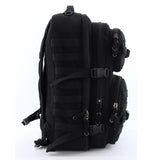 Nat Geo laptop backpack made of RPET