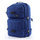 Nat Geo outdoor laptop bag made of RPET