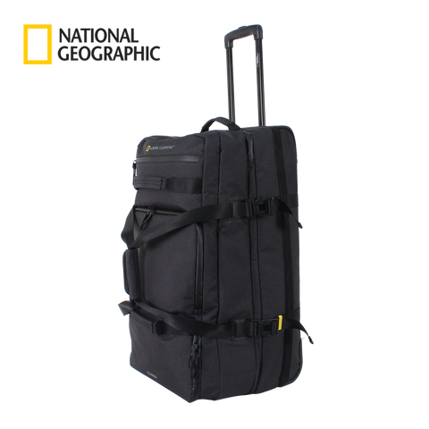 Double decker wheel bag Nat Geo