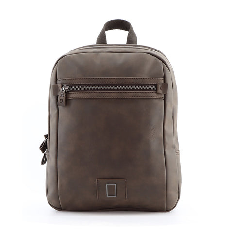 National Geographic PU leather rucksack