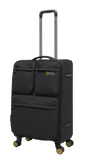 National Geographic soft trolley case | luggageandbagsstore.com