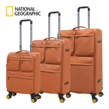 light soft luggage set national Geographic