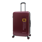 National Geographic hard luggage large