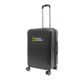 National Geographic hard luggage polycarbonate