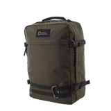 National Geographic 3 way cabin size backpack.