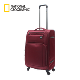 medium size soft trolley case of National Geographic | Hk