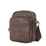 Nat Geo Pu leather men's shoulder bag online in HK