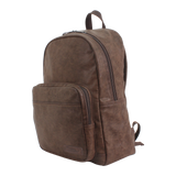 Brown backpack of National Geographic