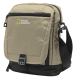 Nat Geo Trail Utility shoulder bag w/ flap M