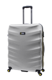 Nat Geo Arete hard luggage L with 4 wheels.