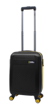 Small hand-luggage, expandable suitcase trolley with TSA lock, sold online