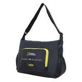 Foldable Nat Geo shoulder bag RPET
