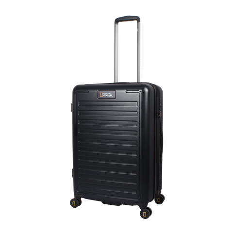Nat Geo polycarbonate suitcase