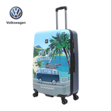 Volkswagen hard luggage