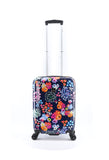 Hard Cabin case with flower print