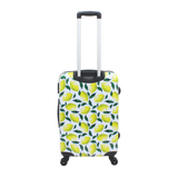 Hard luggage with funny prints Saxoline