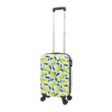 Saxoline hand luggage with lemon print