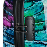 Saxoline the only real printed luggage | luggageandbagsstore Hk