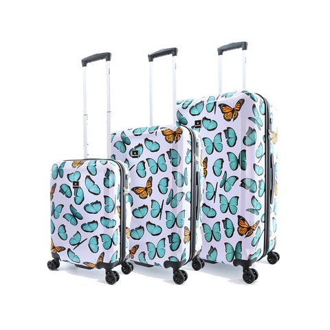 Saxoline hard luggage set | luggageandbagsstore.com in Hk
