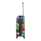 suitcase printed with images of Thailand | Nat Geo Hk