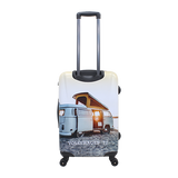 VW luggage online, with T2 print